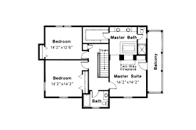 Porch Floor Plan by Colonial House Plans Houseplans Com With Porch Hahnow