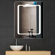 Led Light Mirror Bathroom Bathroom Mirror With Light Ebay