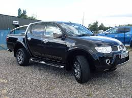 mitsubishi triton 2012 used 2012 mitsubishi l200 di d 4x4 barbarian lb dcb for sale in
