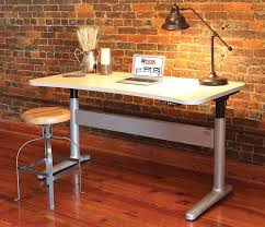 updesk ergonomic height adjustable stand up desk raise your