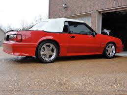 1993 mustang lx 1993 mustang lx 5 0 convertible for sale photos technical