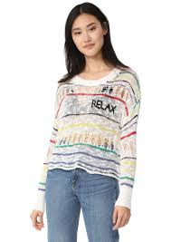 wildfox wildfox relax sweater sweaters shop it to me