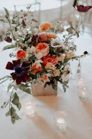 fall wedding this fall wedding at southwind seamlessly blends bold and