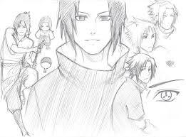 uchiha sasuke sketches i by xtwinkle toesx on deviantart