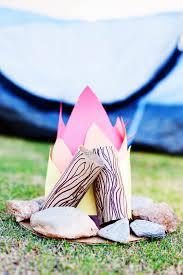 easy camping kids u0027 crafts kix cereal