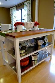 stenstorp kitchen island review adding green in our kitchen welcome to heardmont