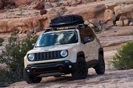 white jeep renegade 2016 jeep renegade the new compact suv in the uae