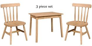 unfinished childrens table and chairs children s table chairs unfinished furniture furniture gallery
