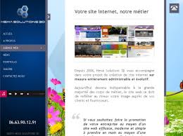 cr饌tion chambre d hotes hexa solutions 3d agence web création et