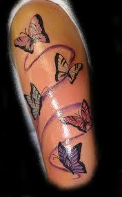 50 butterfly tattoo designs for women tats pinterest