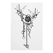 chain and bird tattoo pictures to pin on pinterest tattooskid