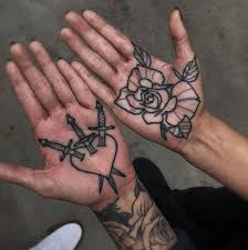 169 best palm tattoos images on ideas ink