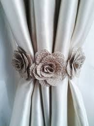 Tie Backs Curtains Best 25 Curtain Tie Backs Ideas On Pinterest Curtain Tie Back