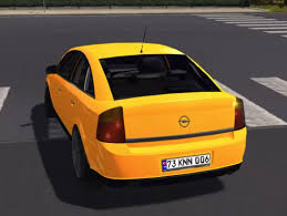 opel orange opel vectra 1 30 x car mod ets2 mod