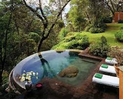 tropical pool designs remarkable new tropical landscaping garden