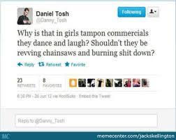 Tosh 0 Meme - daniel tosh by jackskellington meme center
