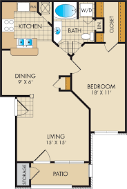 floor plans the park at westcreek luxury apartments