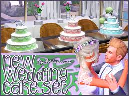 wedding cake sims 4 how to eat wedding cake sims 4 wedding cake at jomsims creations
