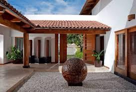 Patio House Casa De Campo De Diseño Espectacular En México Patios House And