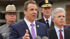 cuomo state police to patrol neighborhoods to fight ms 13 gang
