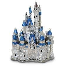 jeweled walt disney world cinderella castle by arribas brothers