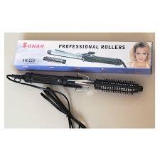 Catokan Rambut Sosis jual catok curler sonar rollers sn 115 catokan rambut curly sosis