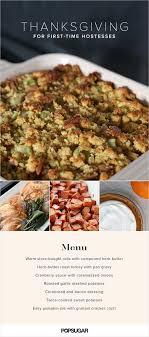 thanksgiving for time hostesses thanksgiving menu ideas