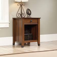 bedroom nightstand cherry nightstand carson forge night stand