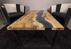 live edge walnut coffee table live edge river coffee table sold