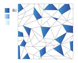 adobe illustrator random pattern how to create an icy blue vector geometric design