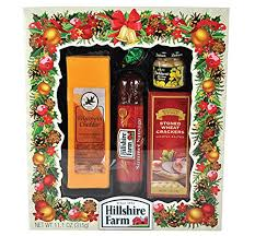 hillshire farms gift basket hillshire farm meat and cheese gift box basket