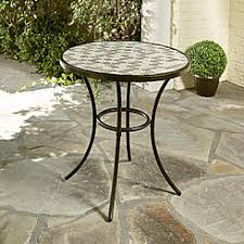 Bistro Patio Table Patio Tables Outdoor Tables Kmart