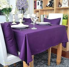 Dining Room Linens Tablecloths Beautiful Rectangle Tablecloth On Round Table