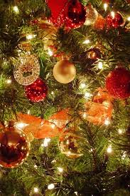 download wallpaper 640x960 christmas tree christmas decorations