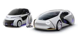 toyota new model car toyota unveils new electric vehicle concepts that will never go to