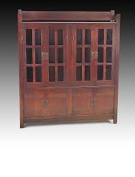 stickley bookcase for sale early 20th century design rago auctions