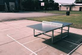 The Local Table by Gerber Leisure Products Outdoor Ping Pong