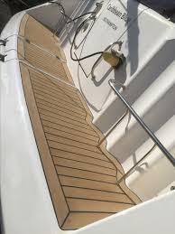boat flooring china synthetic teak alternate flooring for pontoon