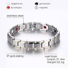 energy bracelet mens images Retro vikings magnetic health care energy bracelet for men jpg