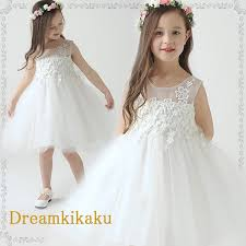 dreamkikaku rakuten global market white kids dress children