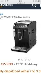 amazon black friday 2016 delonghi espresso 150 off machine cheap bean to cup deals online sale best price at hotukdeals