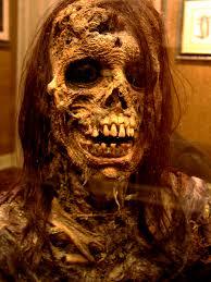 rick baker zombie from disney u0027s haunted mansion movie horror