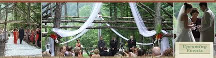 wedding venues in asheville nc deerfields weddings
