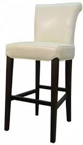 bentley leather counter stool