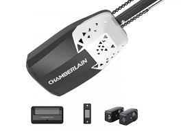 types of garage door remotes shop chamberlain hp chain drive garage doorer at lowes com