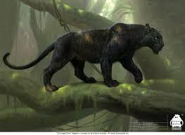 the jungle book bagheera concept by michaelkutsche on deviantart