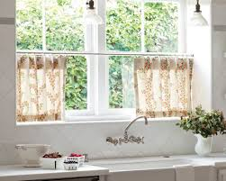 Cafe Curtains For Bathroom Cafe Curtains For Kitchens U0026 Breakfast Nooks U0026 Small Windows