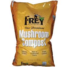 frey brothers mushroom compost 40 lb
