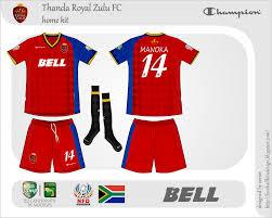 football kits design thanda royal zulu fc fantasy kits