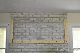 How To Build Fireplace Mantel Shelf - how to build a fireplace surround beneath my heart